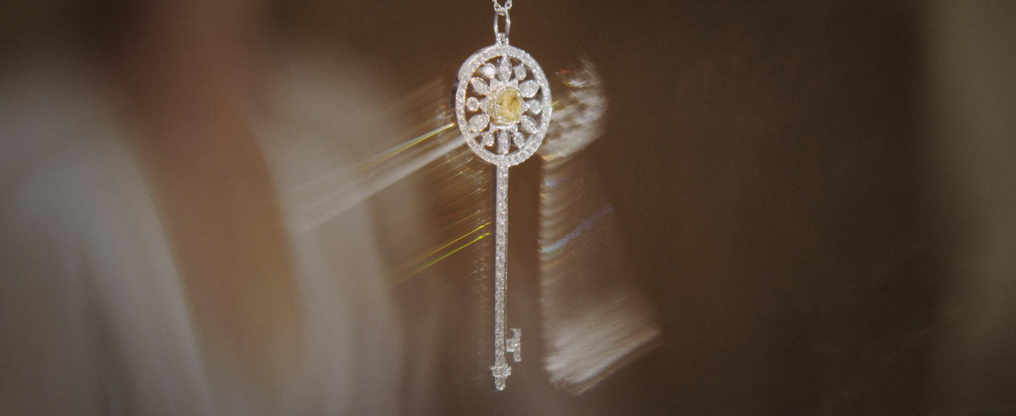 Tiffany & Co Key